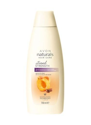 Avon Kayısı Ve Shea Özü İkisi Bir Arada Şampuan 700 Ml. Renkli